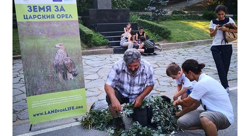 Ден на царския орел, Пловдив © Йорданка Луканова